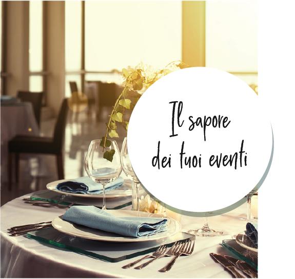 servizi di catering e banqueting